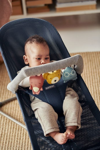 Toy for bouncer Soft Friends - BABYBJÖRN
