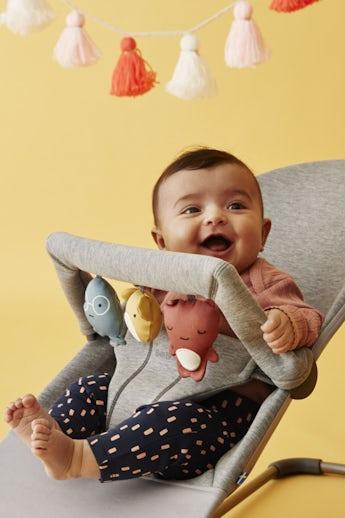 Leksak Till Babysitter Mjuka Vänner - BABYBJÖRN