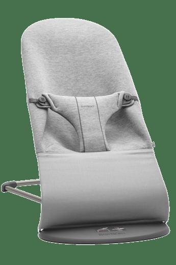 Hamaca Bliss Gris Claro 3D Jersey - BABYBJÖRN