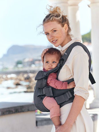 Baby Carrier One Air Anthracite 3D Mesh - BABYBJÖRN