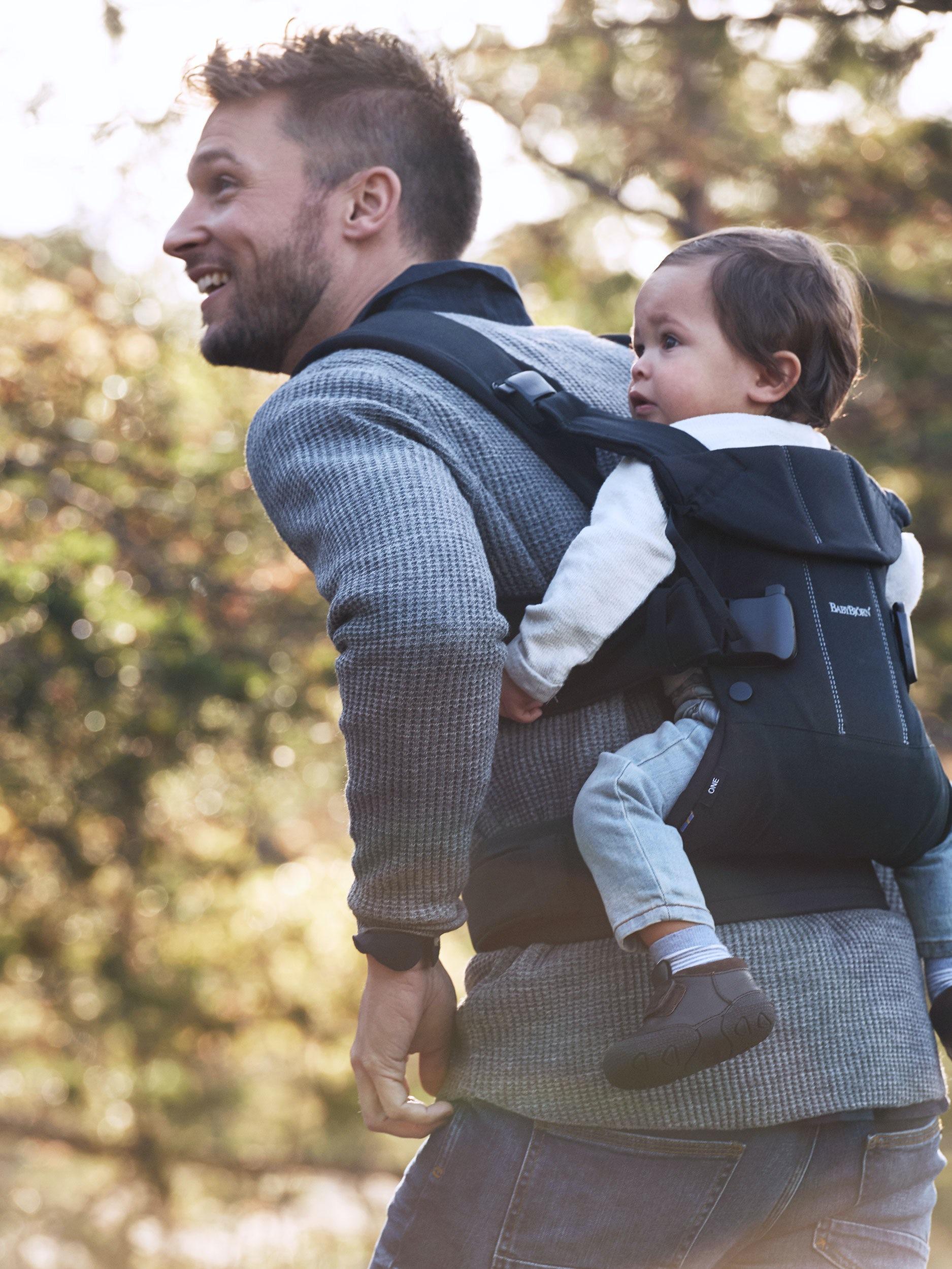 4d867c0dda8b Baby Carrier One – an ergonomic best seller | BABYBJÖRN
