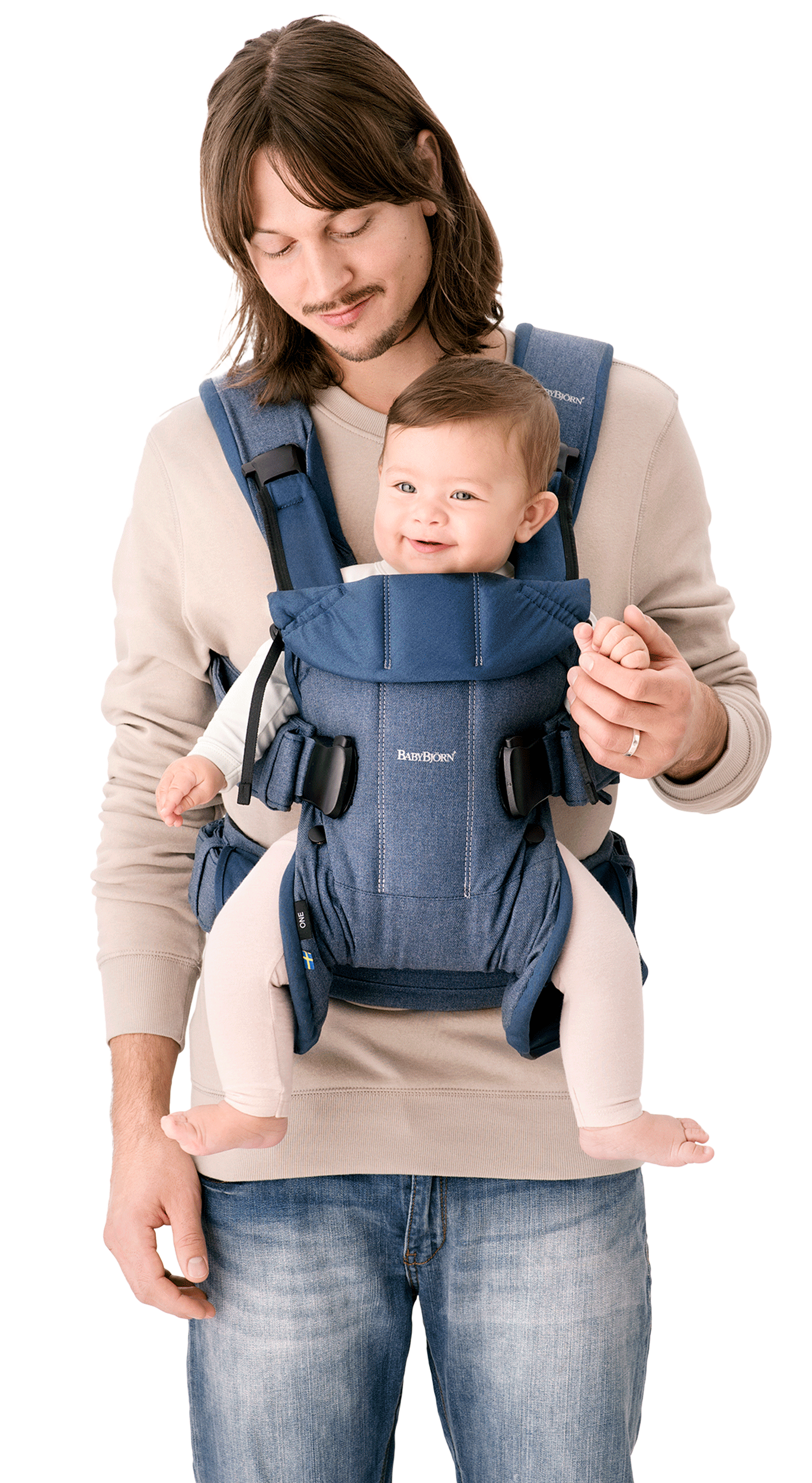 Baby Carrier One An Ergonomic Best Seller Babybj 214 Rn