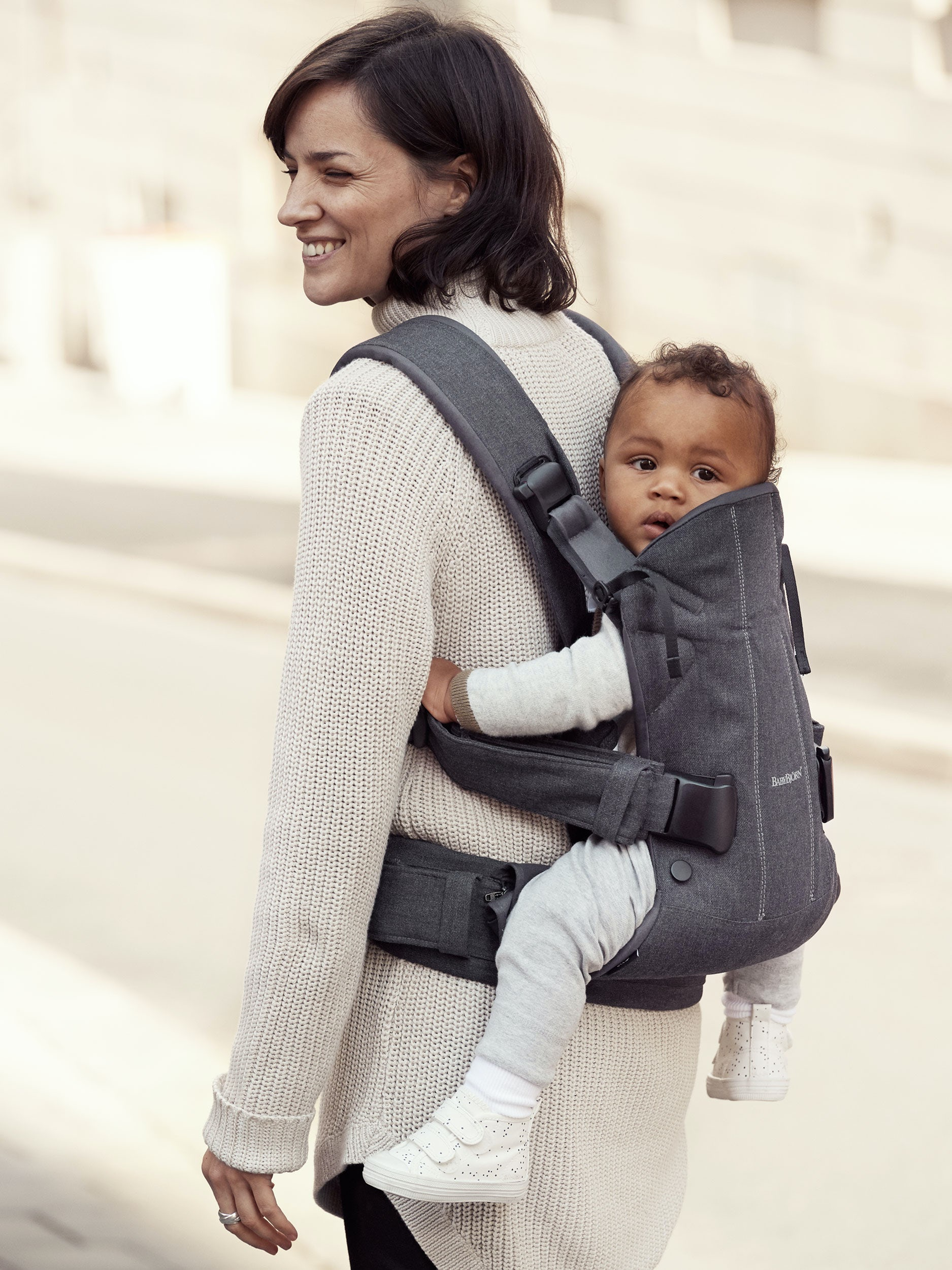 Babytrage One Ergonomischer Bestseller Babybj 214 Rn