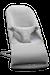 Babywippe Bliss Hellgrau 3D Jersey Soft Selection, für die allerersten Tage - BABYBJÖRN