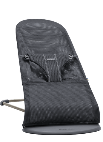 Bouncer Bliss Anthracite airy Mesh- BABYBJÖRN