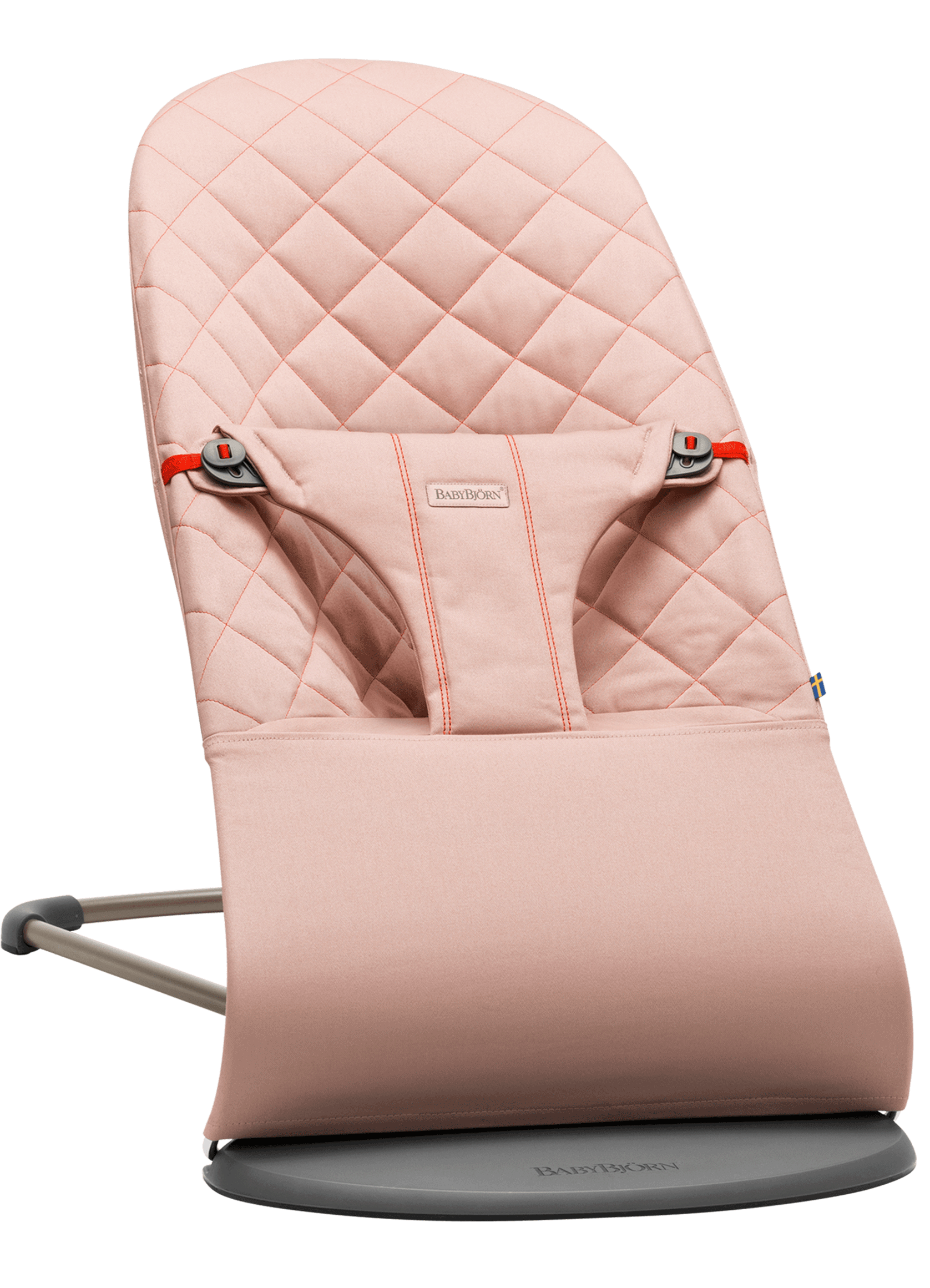 BABYBJORN Bouncer Bliss, Old Rose
