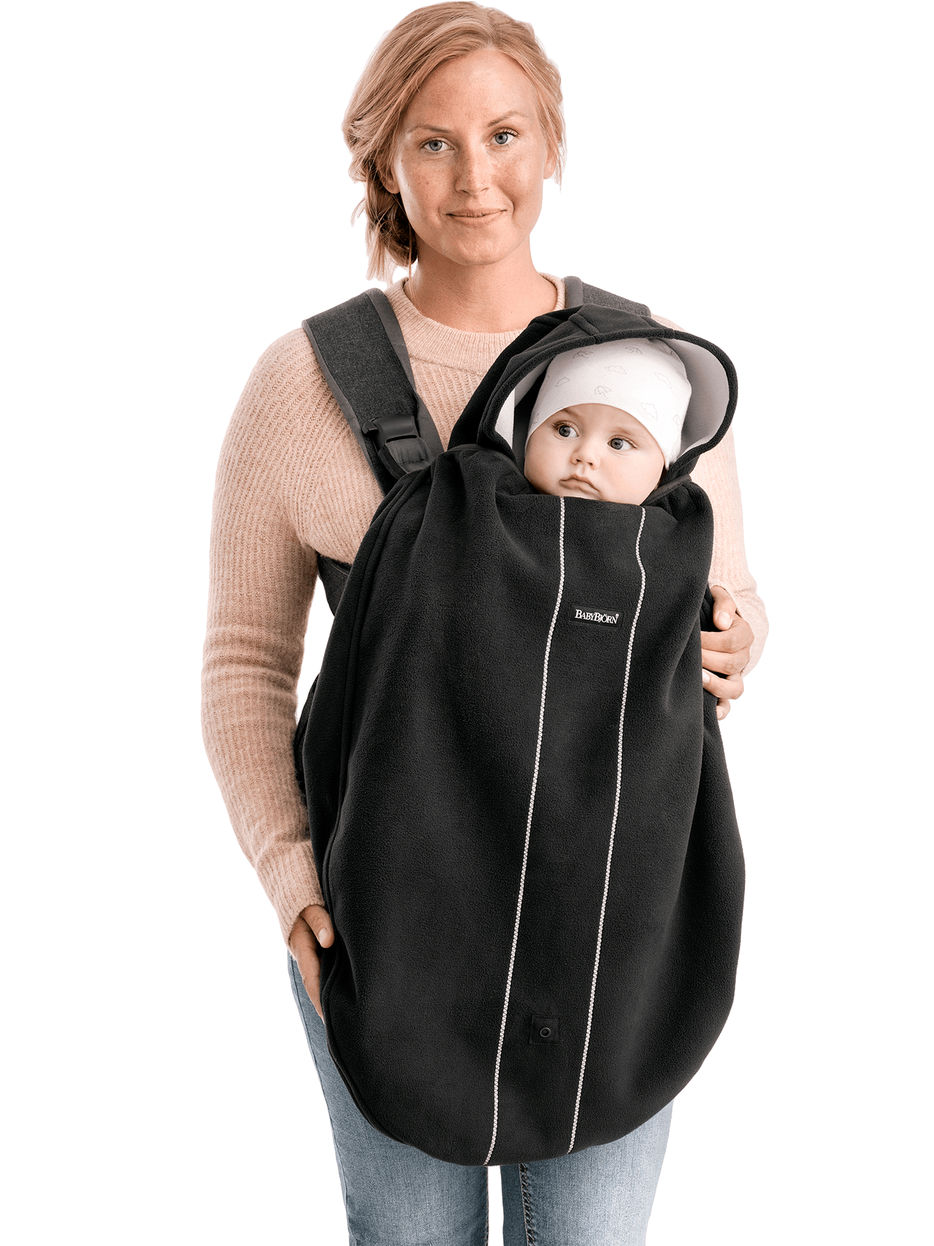 Cape pour porte-bébé : nouvelle version  