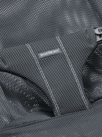 Fabric Seat for Bouncer Bliss in Anthracite Mesh - BABYBJÖRN
