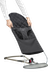 BABYBJORN Fabric Seat for Bouncer Bliss - Black, Cotton