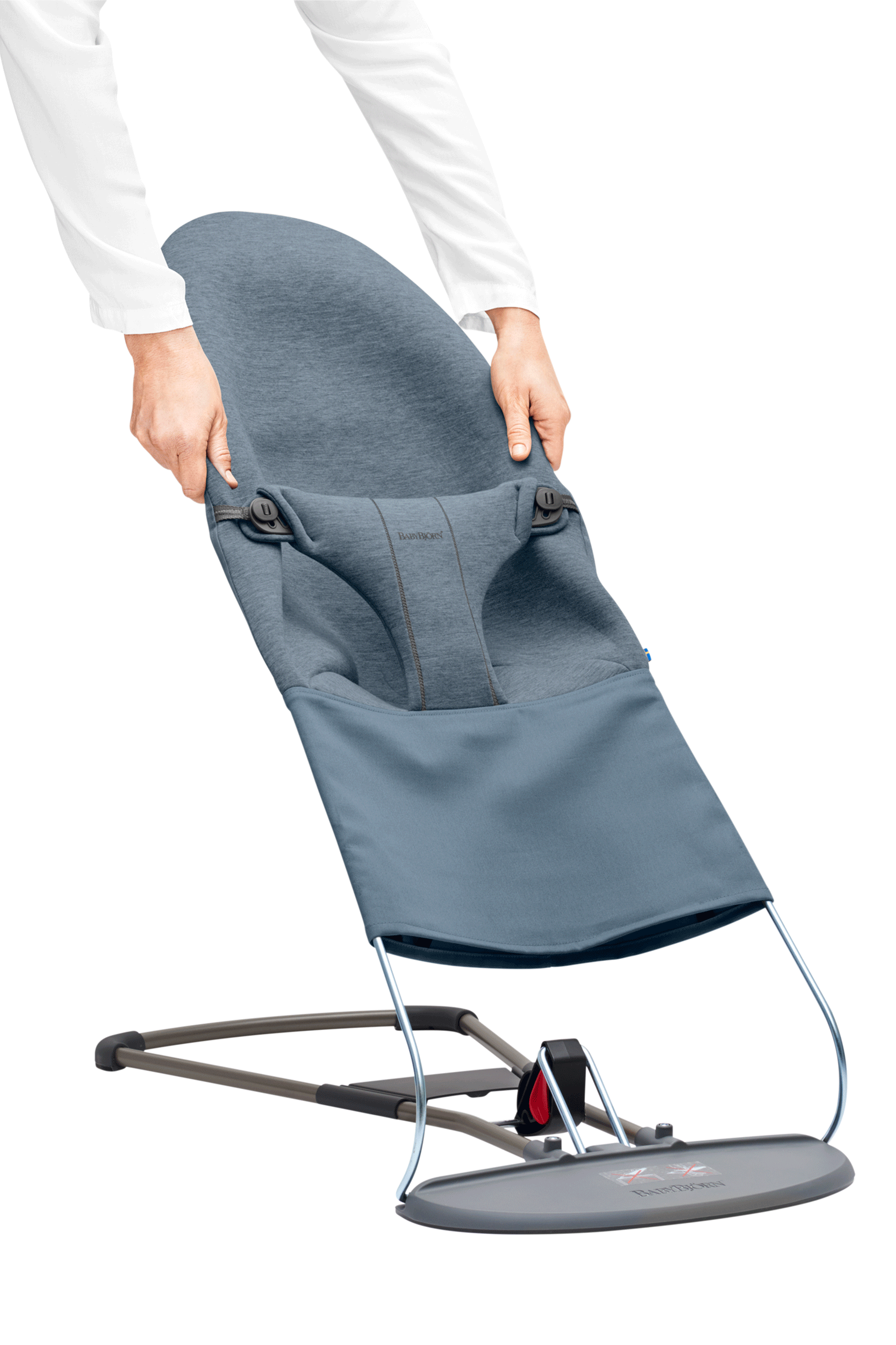 Extra Fabric Seat For Bouncer Bliss Babybj 214 Rn