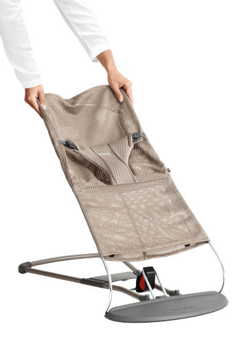 Fabric Seat for Bouncer in soft and airy mesh - BABYBJÖRN