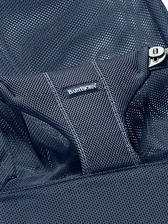 BABYBJORN Fabric Seat for Bouncer Bliss - Navy blue, Mesh