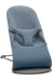 Hamaca Bliss Azul Grisaceo 3D Jersey - BABYBJÖRN