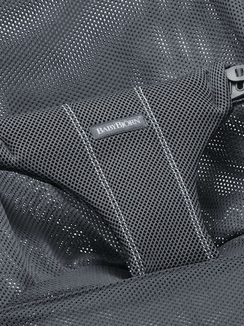 Extra Fabric Seat for Bouncer Anthracite Mesh - BABYBJÖRN