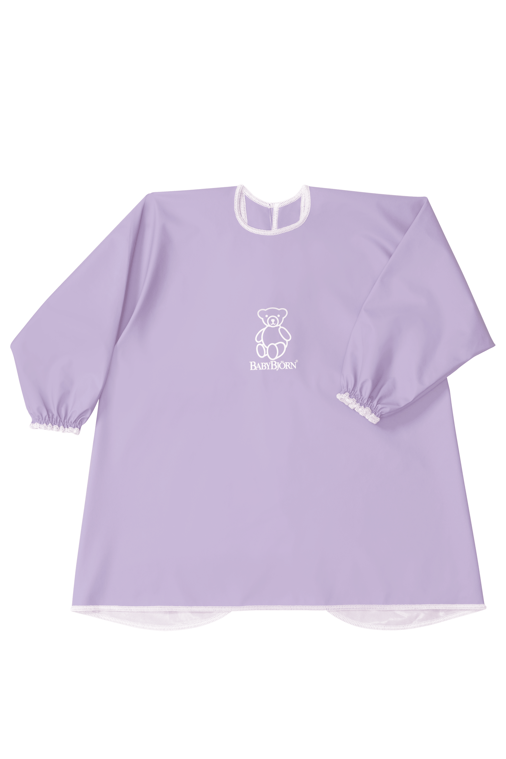 BABYBJÖRN Kinderschürze Violett