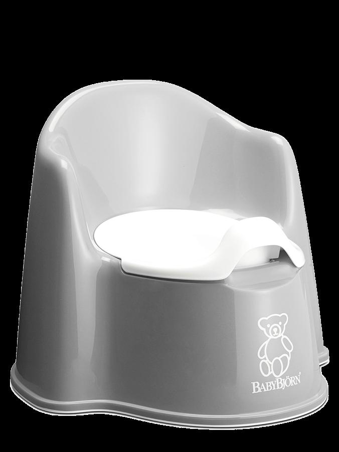 BABYBJORN Potty Chair - Grey