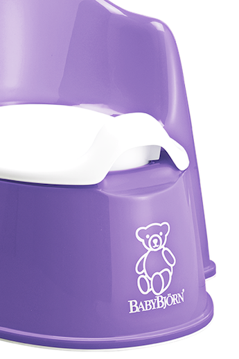 BABYBJORN Potty Chair - Purple