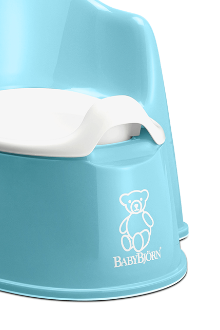 Comfortable Potty Chair With A Backrest Babybj 214 Rn