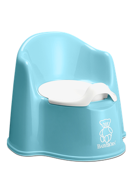Potty Chair Turquoise - BABYBJÖRN