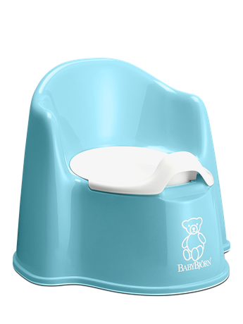 BABYBJORN Potty Chair - Turquoise