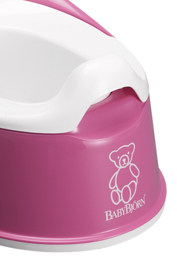 BABYBJORN Smart Potty - Pink