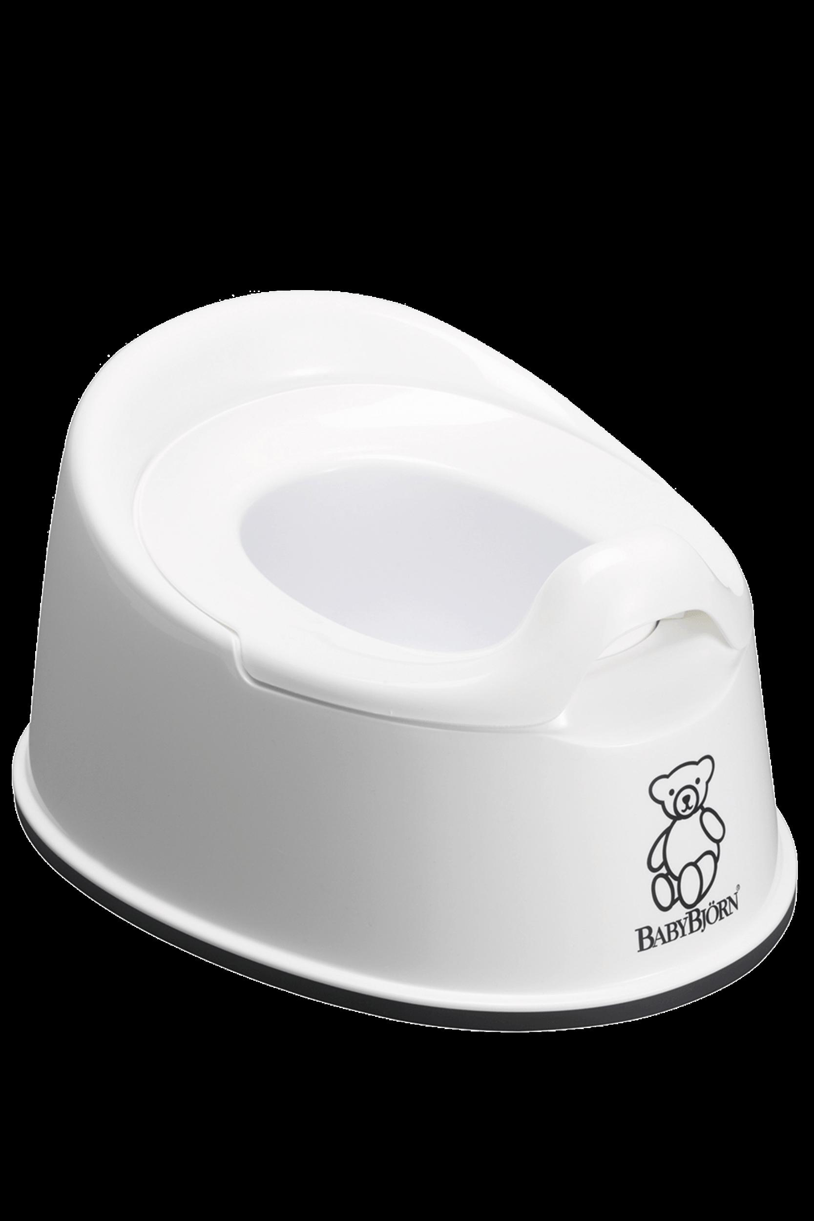 BABYBJORN Smart Potty - White
