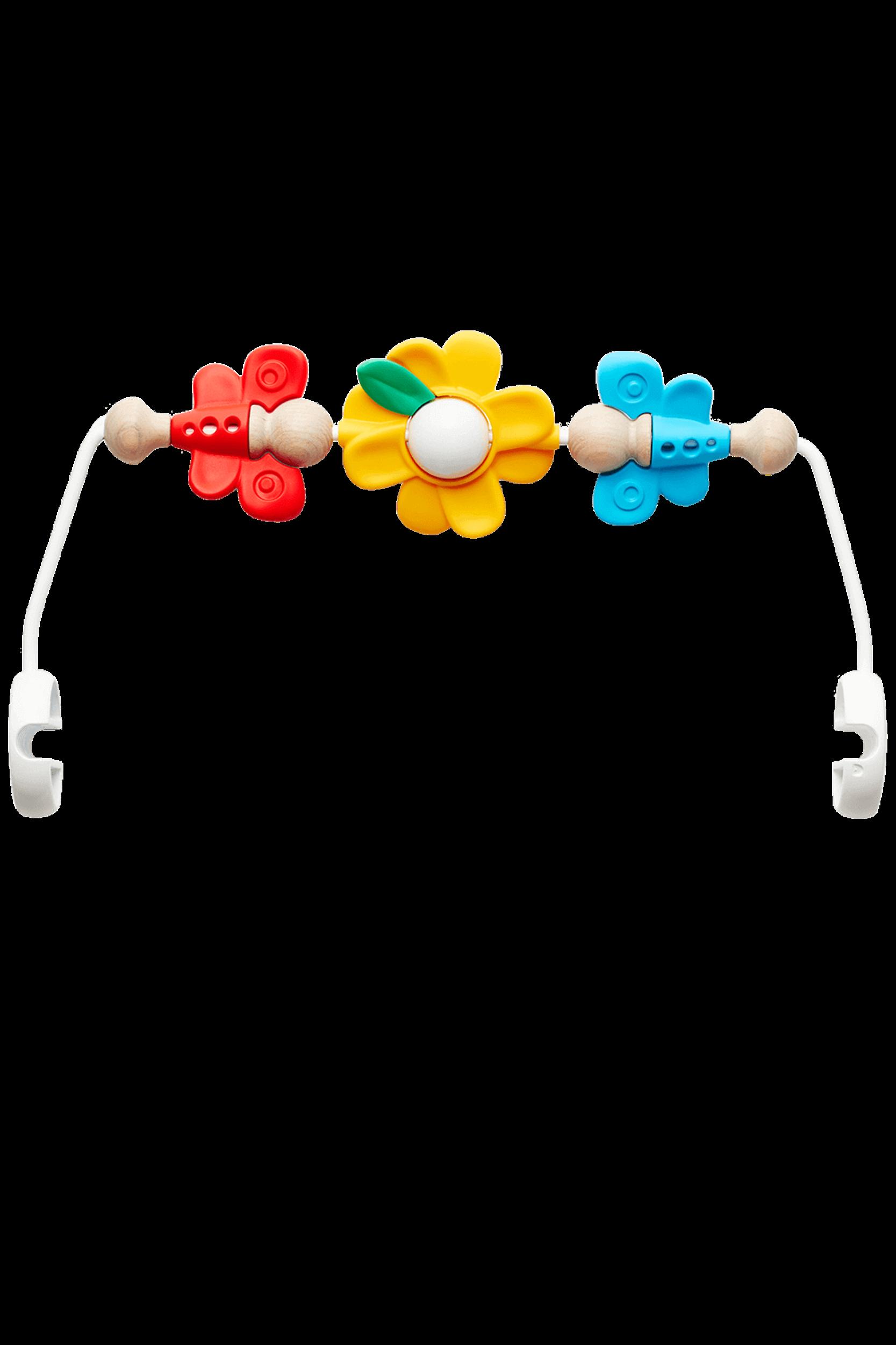 BABYBJÖRN Spielzeug für Babywippe – Fliegende Freunde