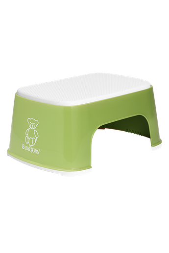 BABYBJORN Step stool - Green