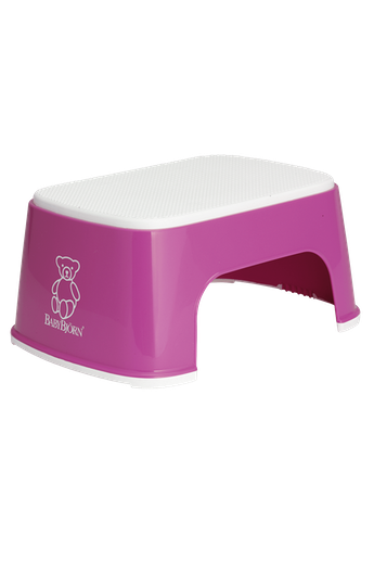 BABYBJORN Step stool - Pink