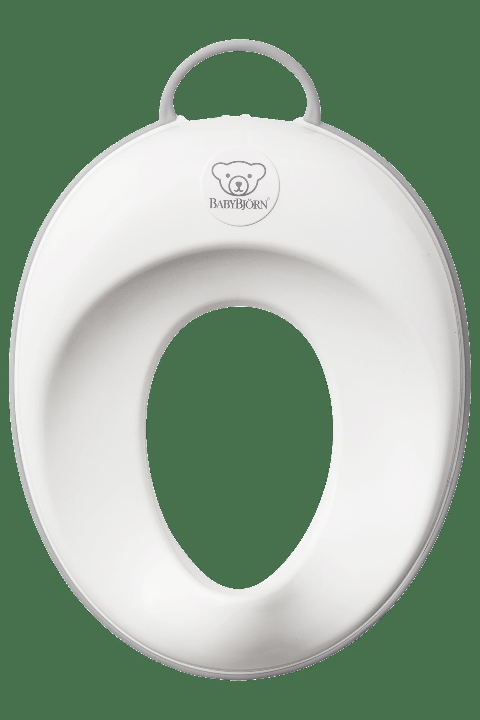 BABYBJÖRN Toilettensitz Weiss/Grau