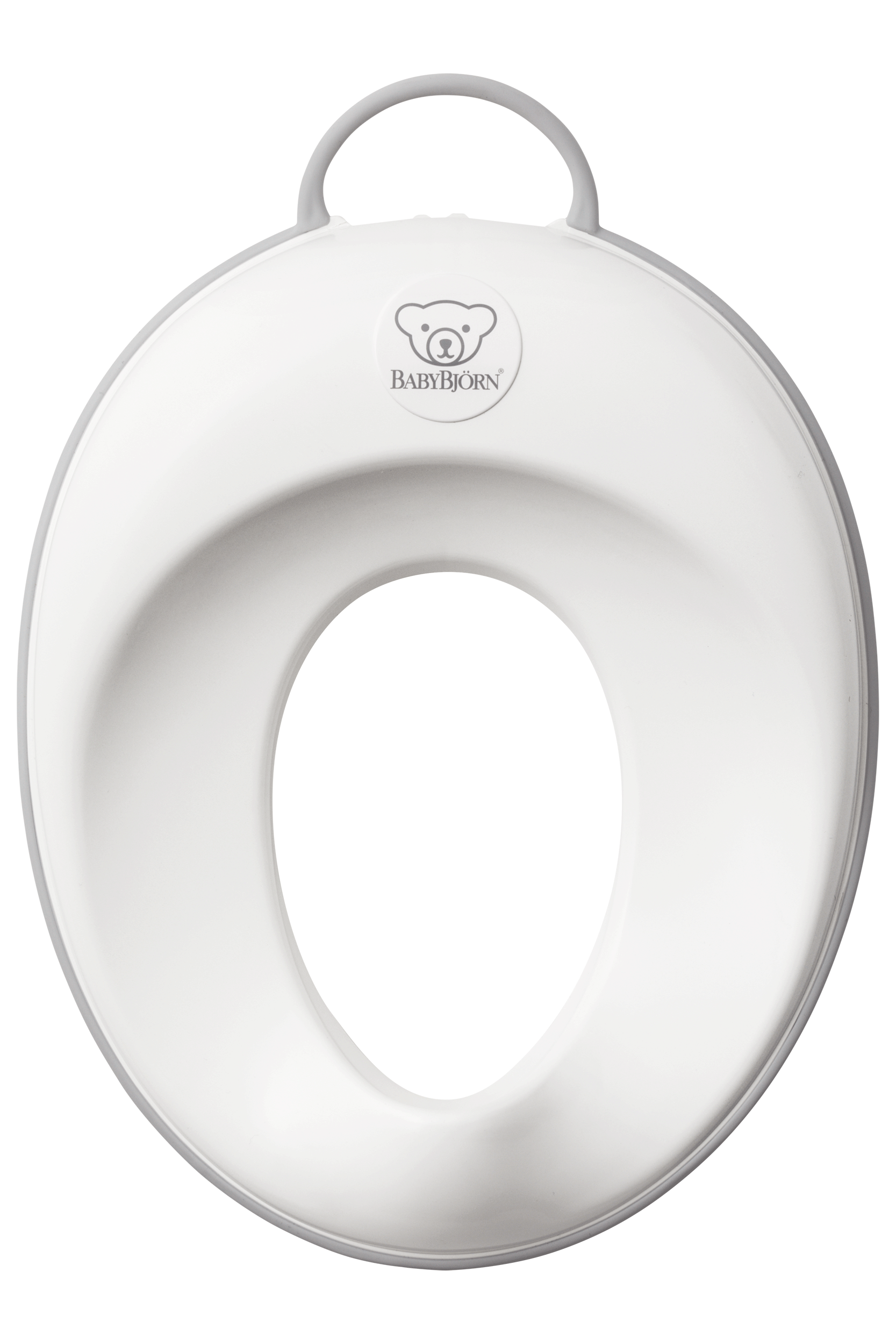 BABYBJÖRN Toilettensitz - Weiß/Grau