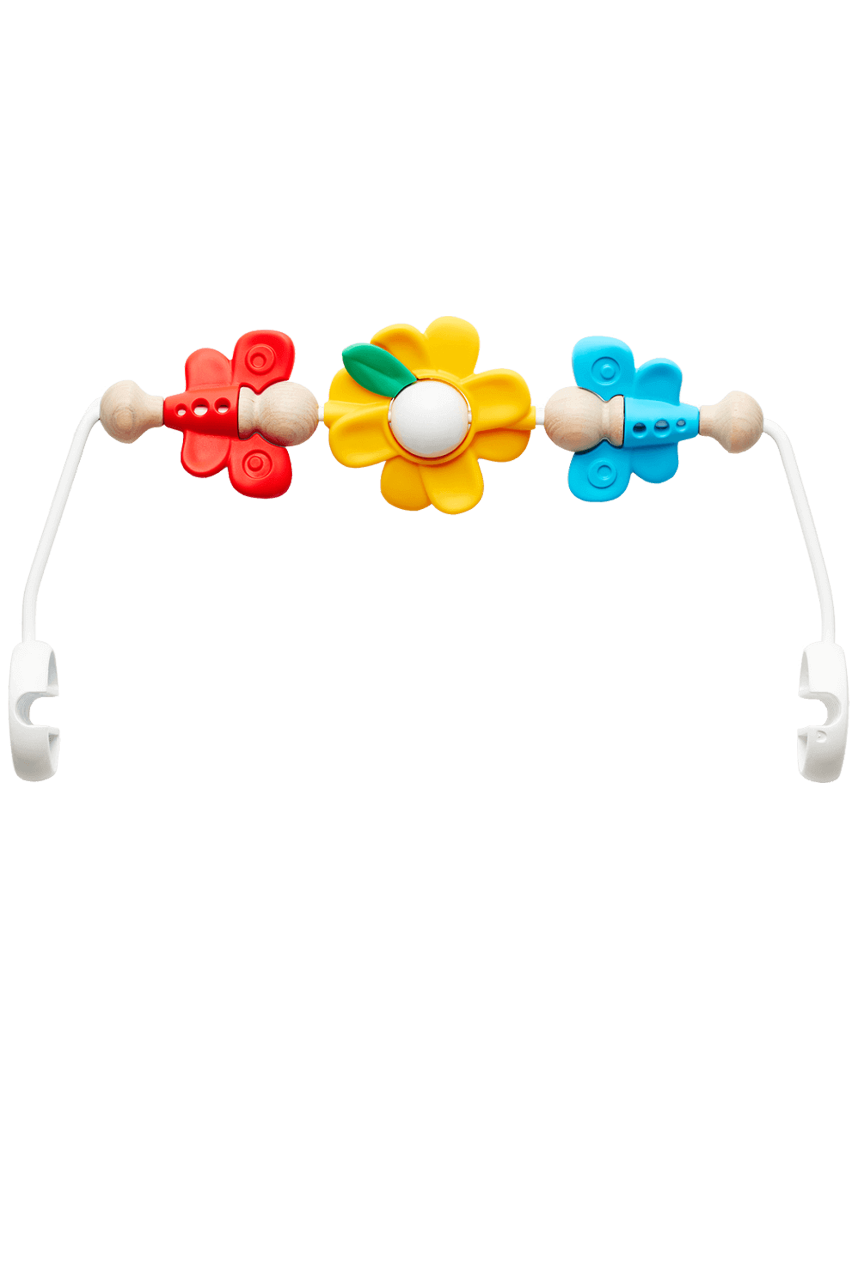 Brightly Coloured Toy For Baby Bouncer Babybj 214 Rn