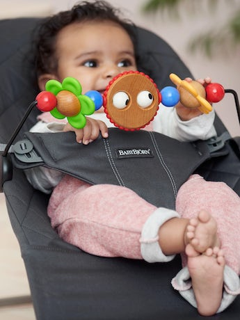 Toy for Bouncer – Googly eyes - BABYBJÖRN
