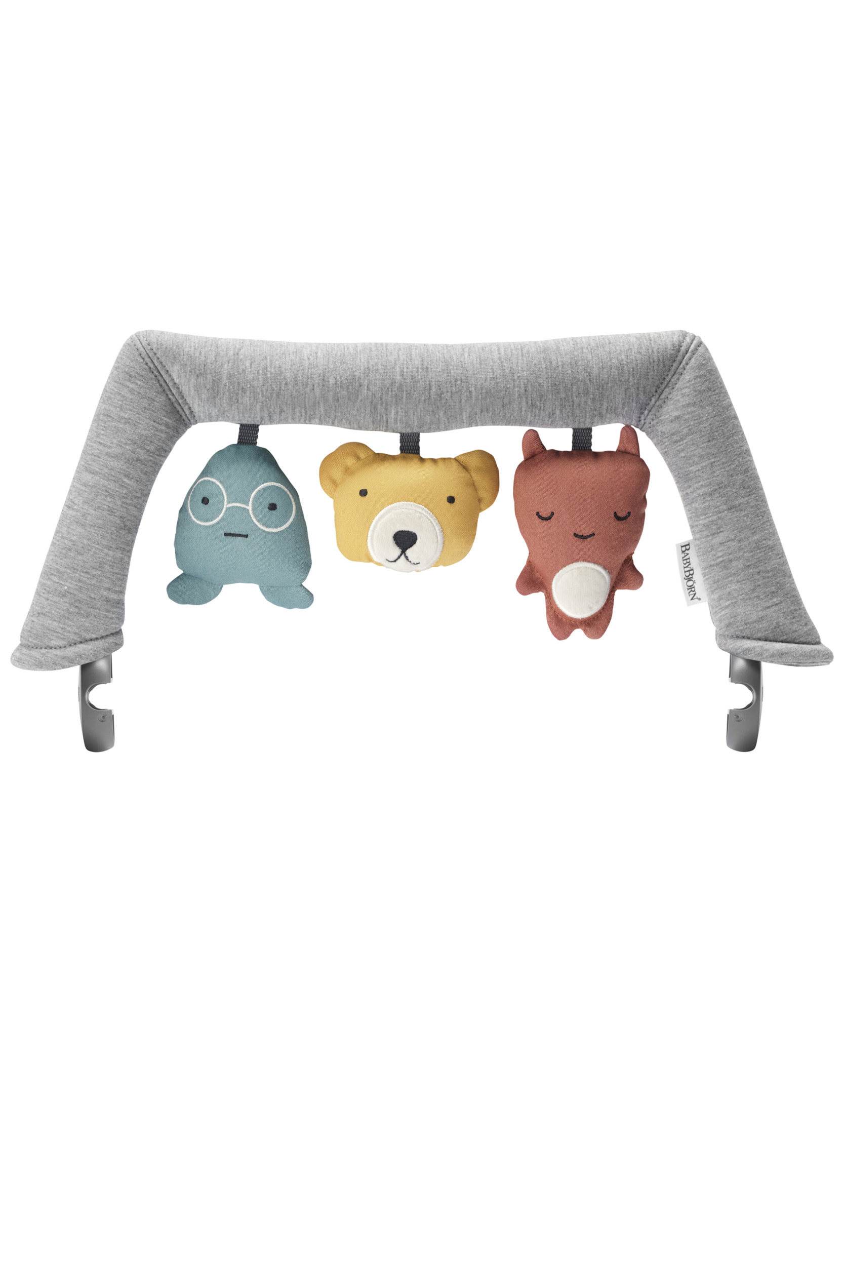 New toy for Baby Bouncer - Soft Friends - BABYBJÖRN