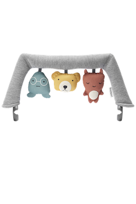 Toy for Bouncer - Soft friends - BABYBJÖRN