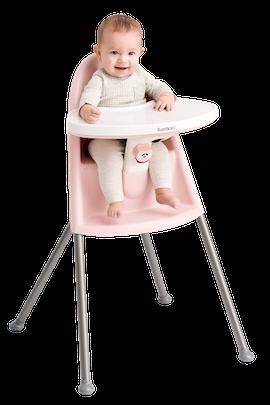 Trona Rosa Pastel Gris - BABYBJÖRN