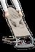 Zusätzlicher Stoffsitz für Babywippe Bliss Sandgrau Baumwolle - BABYBJÖRN