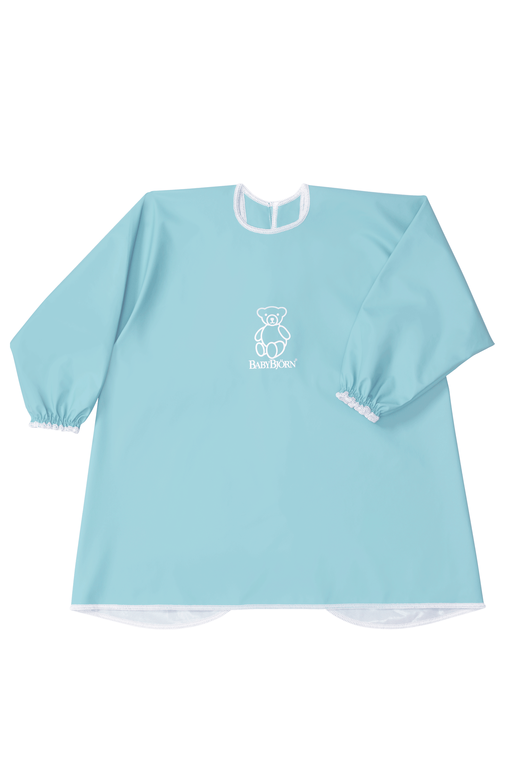 2fb1604e21d6 Long Sleeve Bib – for meals & messy play | BABYBJÖRN