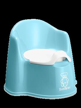 Pot fauteuil solide et confortable Turquoise - BABYBJÖRN