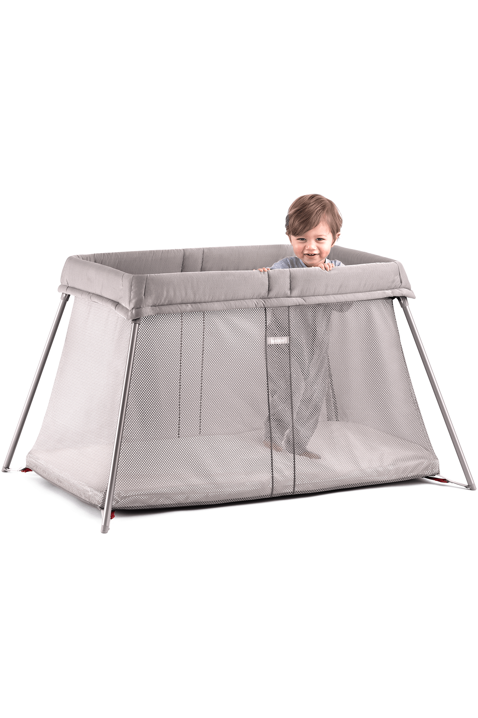 Svært Small travel cot for baby – easy to use | BABYBJÖRN BV-57