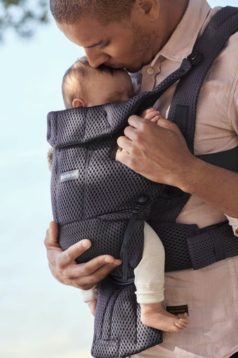 Baby Carrier Move Anthracite 3D Mesh