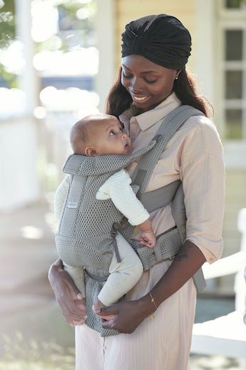 Baby Carrier Move in Grey 3D Mesh