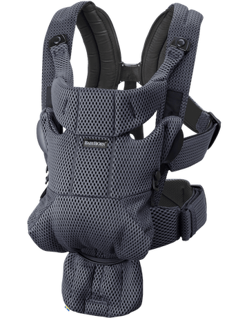 Baby Carrier Move Anthracite 3D Mesh - BABYBJÖRN