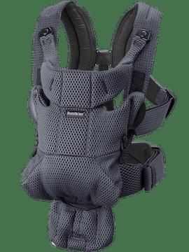 Porte-bébé Move Anthracite Mesh 3D - BABYBJÖRN