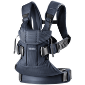 Baby Carrier One Air Navy Blue Mesh - BABYBJÖRN