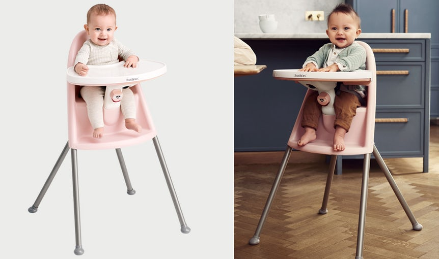 High Chair in a safe design - BABYBJÖRN
