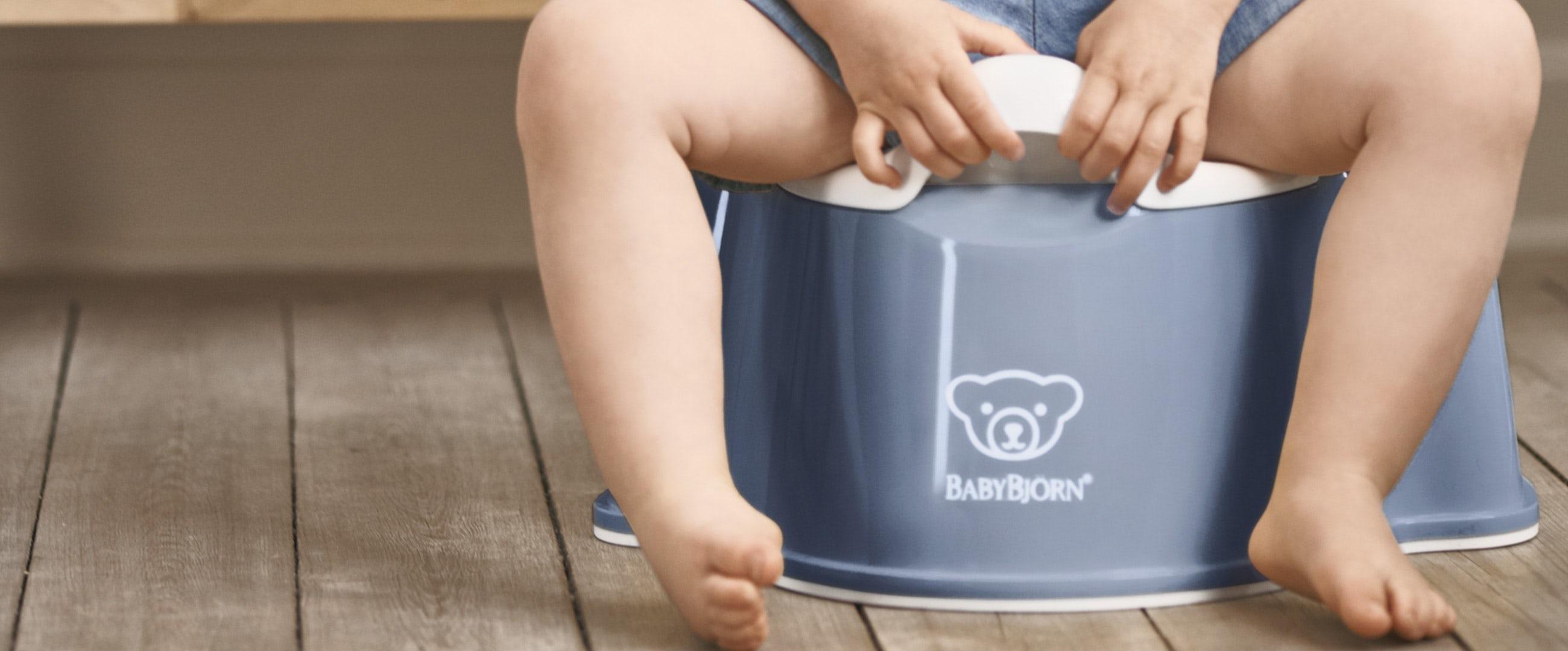 BABYBJÖRN Pottstol –Bäst i test – Bästa pottan 2019