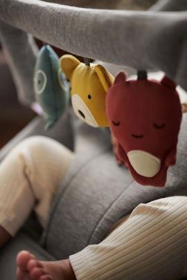 Juguete para Hamaca - Amiguitos juguetones