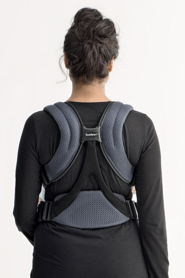 Babybj/örn Baby Carrier Move 3D Mesh Anthracite