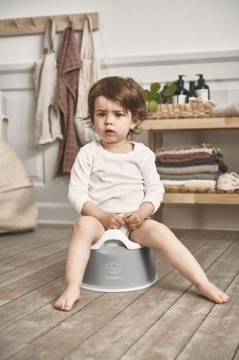Smart Potty Grey White - BABYBJÖRN
